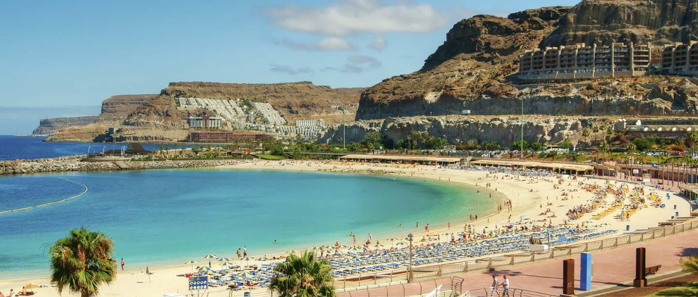 Canary Islands Maspalomas Beach
